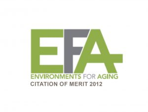 EFA Citation of Merit 2012 - Whitestone