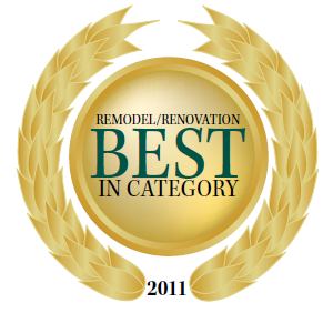 LTL Best in Category 2011 - Whitestone