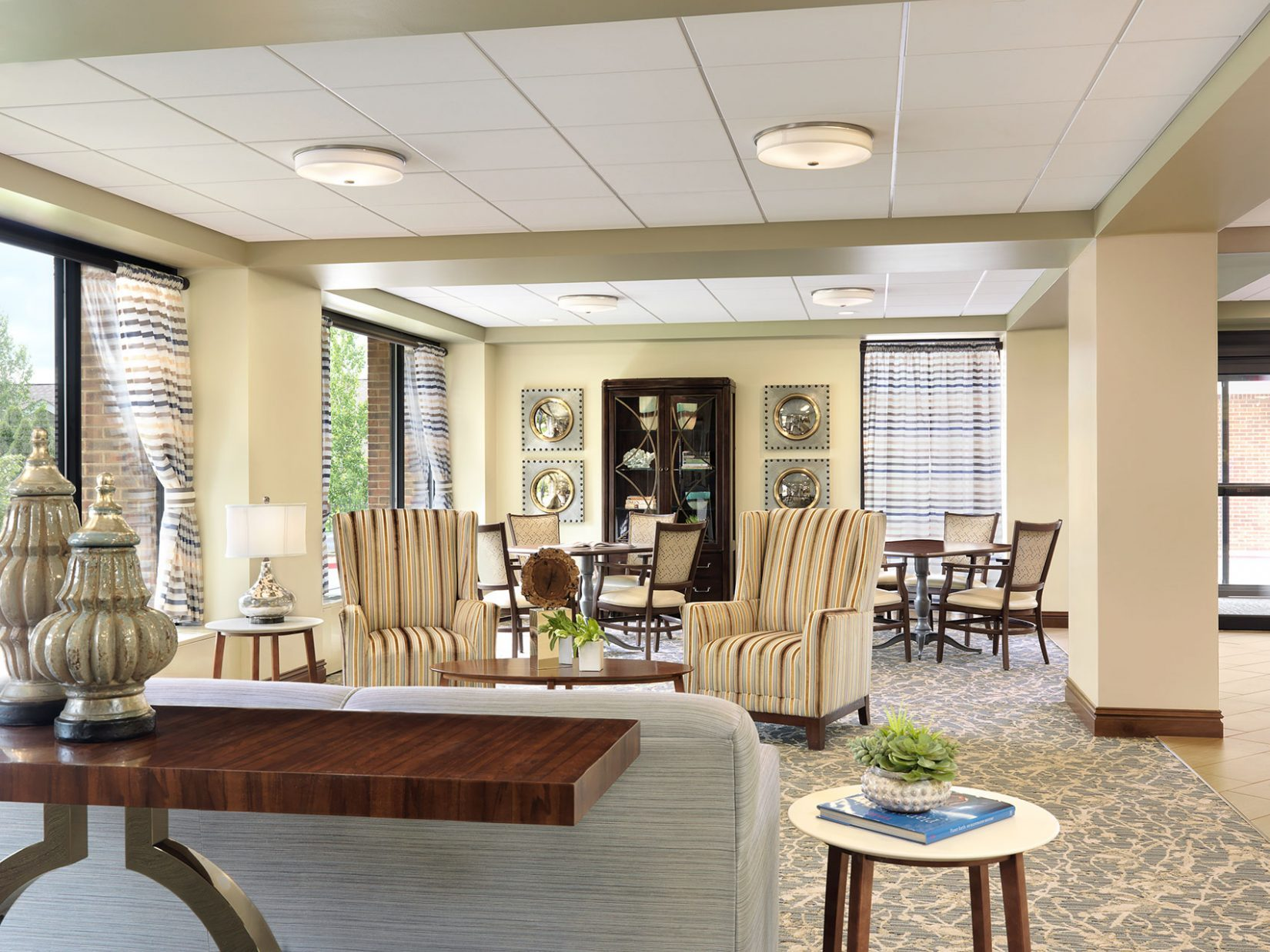 Senior Living Interior Design